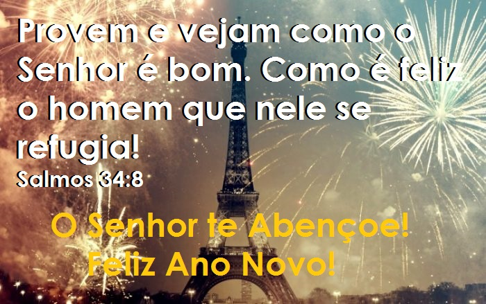 Imagens Com Versículos De Feliz Ano Novo 2019 Versículos Evangélicos